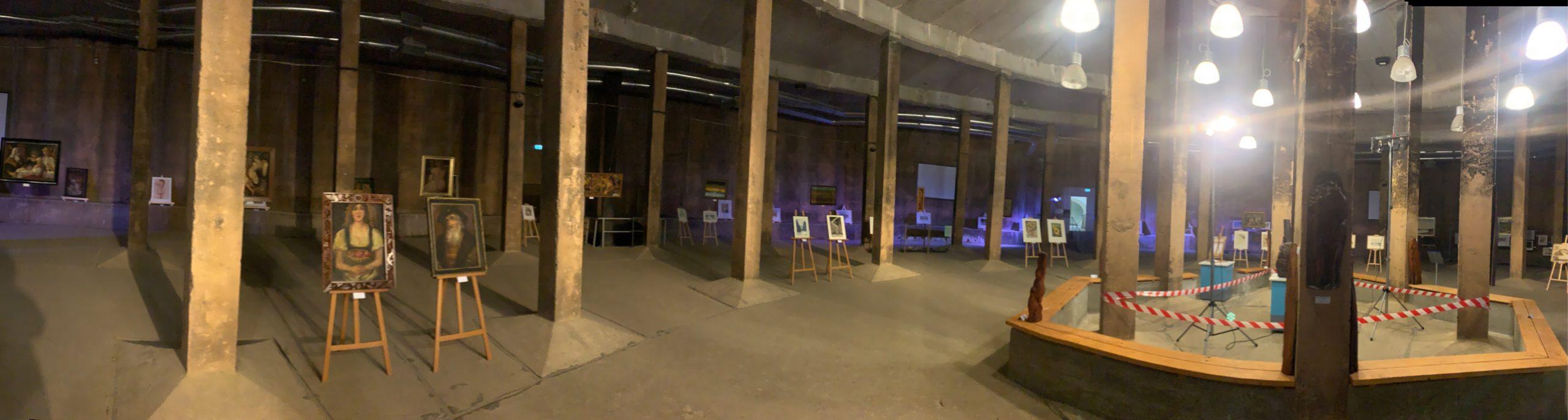 Kunstausstellung Thronicke